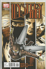 Mystery Men # 4 * Near Mint * Marvel Comics