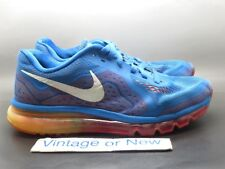 2bf2a9affb5 Nike Blue Nike Air Max 2014 Athletic Shoes for Men for sale | eBay