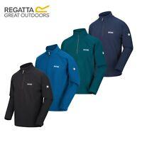 Regatta Kenger Mens Warm Half Zip Golf Walking Hiking Fleece Jacket RRP £30