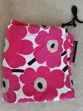 Marimekko Drawstring Convers bag, Pieni Unikko, measurements: 35 cm X 40 cm