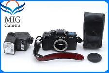 【Exc+++】Contax 167 MT 35mm SLR Film Camera w/Flash TLA280 From Japan 256