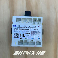 genuine mercedes OEM W205 rear left door control module unit A2229001912