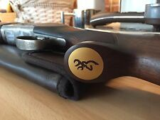 Browning Shotgun Sticker GOLD 12g 525 725 Gti Ultra Heritage Pro sport Clay Buck