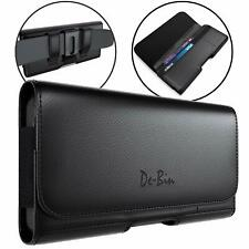 De-Bin iPhone 11 Pro Max iPhone Xs Max 7 Plus 8 Plus 6s Plus Holster Leather ...