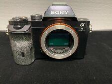 Sony Alpha A7 24.3MP Digital Camera - Black (Body Only) Great Shape Gently Used
