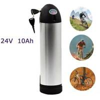 24V E-Bike Electric Bicycle Li-ion Lithium Battery Fit 200W Motor Second Hand US