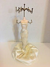 Mannequin Holder Earring Bracelet Necklace Display Stand Organizer Jewelry