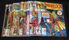 Warlock & the Infinity Watch Lot of 25 comics #1-25 (1992) VF | Free Shipping