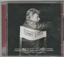 Tommy Steele - The Very Best Of Tommy Steele (2009) Factory Sealed