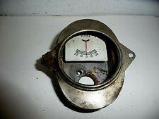 1929-1932 Chevrolet Ammeter Gauge Original 857053