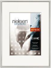 Nielsen Classic 40x60cm polishedsilver CORNICE