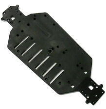 04001 Plastic Black Chassis Plate - Brontosaurus HSP Hi Speed Parts