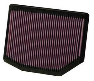 K&N 07 BMW Z4 3.0L-L6 Drop In Air Filter (33-2372)