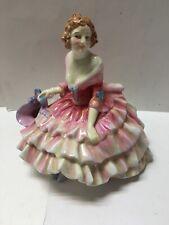 Royal Doulton Tildy Lady Figure