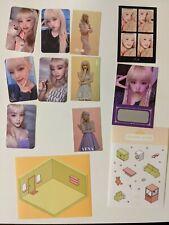 IZ*ONE IZONE Yena Oneiric Diary Cards & Stickers