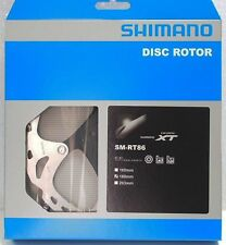 New Shimano Deore XT/Saint SM-RT86-M Ice-Tec 6 Bolt Rotor 180mm, NIB