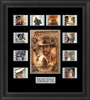 Indiana Jones and the Last Crusade Framed 35mm Film Cell Memorabilia Filmcells