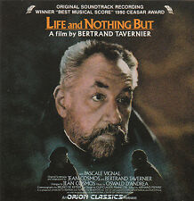 Life And Nothing But-1989-France Original Movie Soundtrack-11 Track-CD