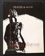 TRIBAL ART - ARTS PRIMITIFS collection JACQUES MARCHAIS Fraysse 2007