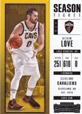 Kevin Love 2017-18 PANINI CONTENDERS Basketball cartes à collectionner, #28