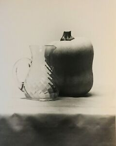 """""""Butter nut Pumpkin and vase"""" Limited edition Print photographic print 10""""X8"""""""