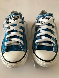 Converse all star blu elettrico | Acquisti Online su eBay