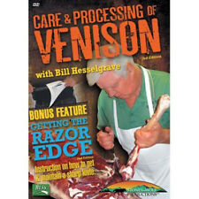 Care and Processing of Venison with Bill Hesselgrave 3rd Edition (New DVD)