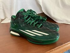 "Adidas Crazylight Boost 2014 - ""Forest Green"" - Sz. 14 (basketball shoes)"