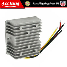15A 360W 12V Step Up to 24V DC/DC Car Voltage Converter  Power Supply Waterproof