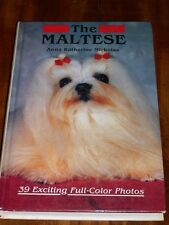 More details for rare maltese dog book 1st 1984 by nicholas 284 pages many colour illustrations