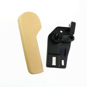 Hoods Latch Release Bracket Black + Beige Handle 1J1 823 633A 1J1823533C for VW