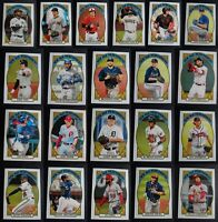 2021 Topps Heritage New Age Performers Baseball Card Complete Your Set U Pick