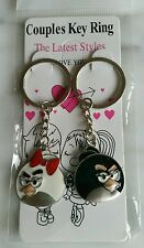 Couples  Lover Birds Keyring/Keychain (Brand New!)