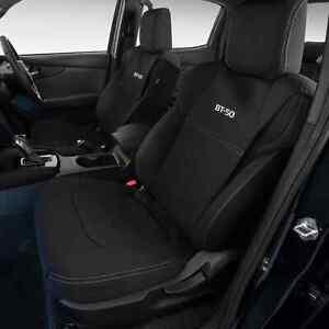 New Genuine Mazda BT-50 Front Seat Covers Set Neoprene TF11ACSCF TF ZW 07/2020