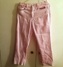 Calvin Klein AUTHENTIC women's pink jeans Size 11