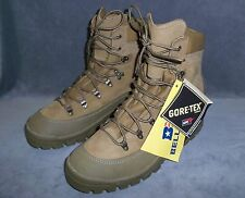 Belleville MCB 950 Hiking Mountain Combat Boots Military Size 10.5 wide $249.95
