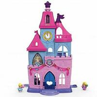 Fisher-Price Little People Disney Princess Magical Wand Palace ,Toddler Activ...
