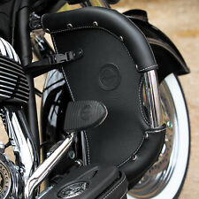 Indian Motorcycle Highway Bar Soft Closeouts - Black