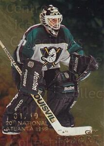 1998-99 Be A Player National Atlanta Gold #4 Guy Hebert