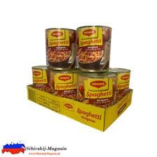 Maggi Spaghetti Bolognese 6 x 810 g Dosen Vorratspackung