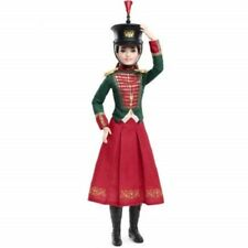 NEW! Barbie The Nutcracker and The Four Realms Clara Toy Soldier Doll