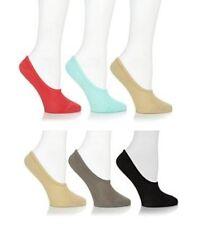 Bzees 6-pack Low-Cut Mesh Socks