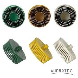 9.8ft™ Roloc™ Original Bristle Disc Ø 2in Cleaning Brush Plastic Brush New
