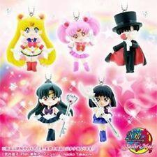 Bandai Bishoujo Senshi Sailor Moon Swing Mini Key Chain Vol 3 Figure Set of 5