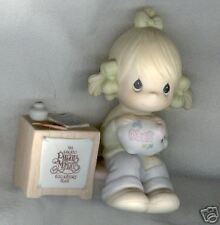 Precious Moments Figurine E-0404 Join In On The Blessin