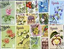 Ouganda 100 timbres différents