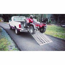 Bi Fold Aluminum ATV Ramp 72 In.L x 40 In. W