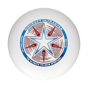 Discraft 175 gram Ultra Star Sport Disc White