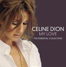 Celine Dion My Love CD 18 Track European Columbia 2008