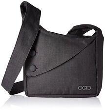 OGIO 114007.438 Brooklyn Black Canvas Tablet ipad Purse Slingbag handbag bag